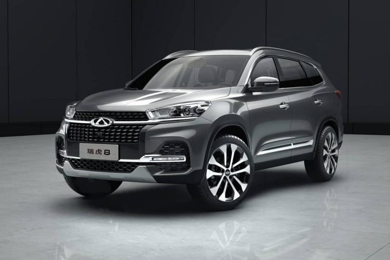 Photo of Chery Tiggo 8