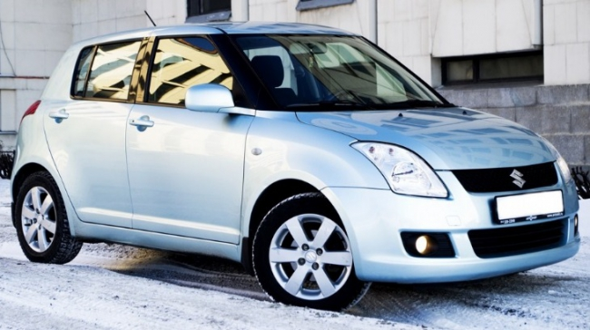 Suzuki Swift III (2004-2010)