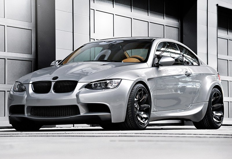 BMW M3 (E92) Alpha-N BT92 V10