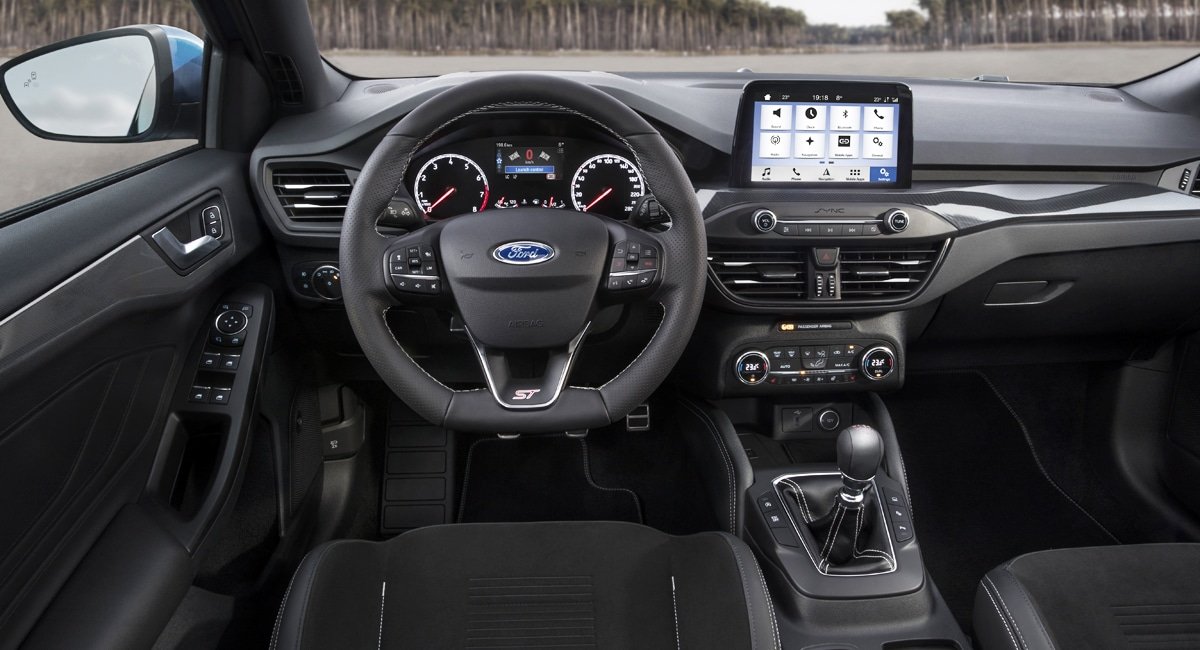 Ford Focus 4 2019 ST