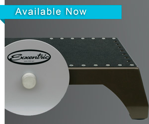 Exxentric Flywheel Available Now