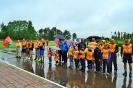 День молодежи и открытие беговой дорожки в Талдоме